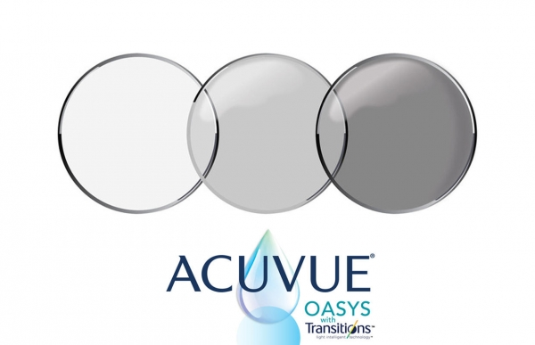 Acuvue transitions lenses