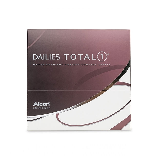 Dailies total1 90 pack